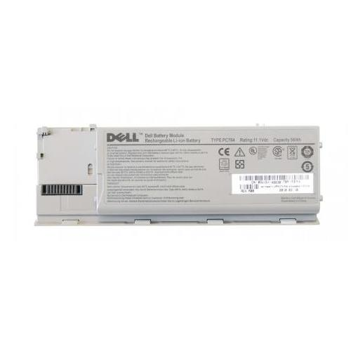 K738H Dell 6-Cell 11.1V 56WHr Lithium-Ion Battery for Latitude D620 D630 (Refurbished)