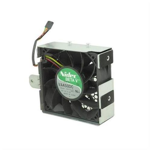 3160-0860 HP Fan Attaches to Center of the Chassis Rear Panel