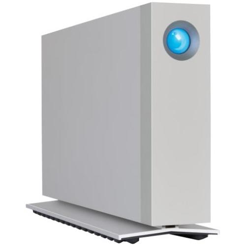 STFY8000400 LaCie d2 8TB External Hard Drive Thunderbolt USB Type C 7200rpm Desktop Retail