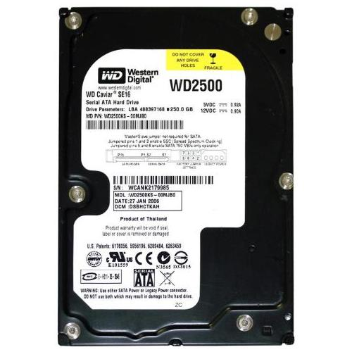 WD2500KS-Western Digital
