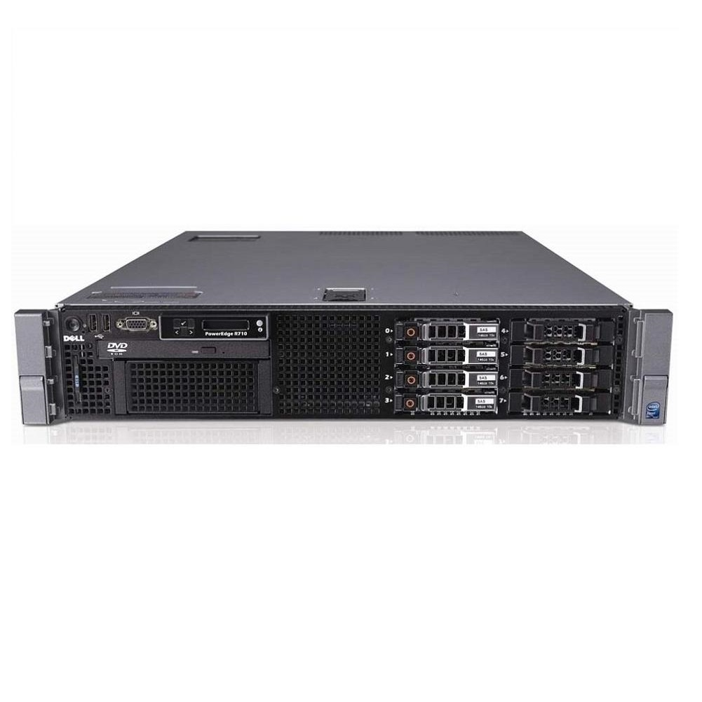 Dell PowerEdge R710 Refurbished Rack Server Custom to Order