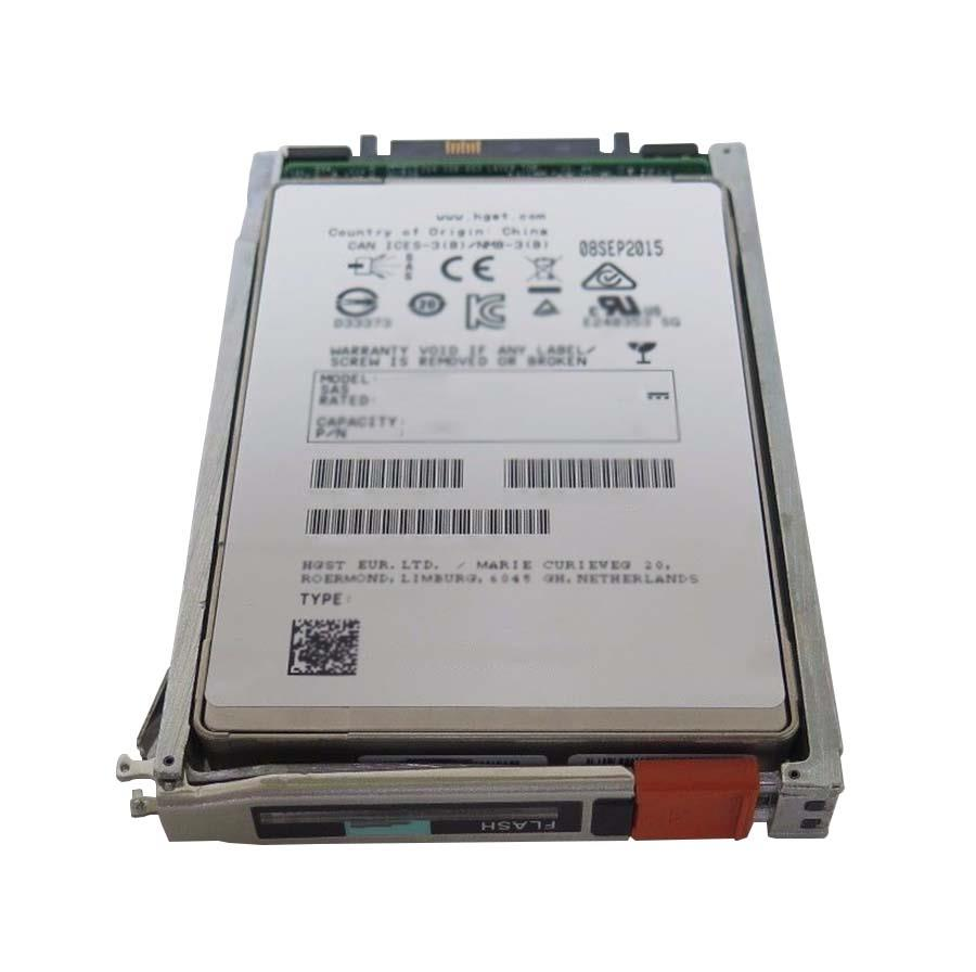 ES6FM4006BTU EMC 400GB SAS 6Gbps 2.5-inch Internal Solid State Drive Upgrade (SSD) with RAID6 (6+2 Configuration) for VMAX 3 VMAX VG