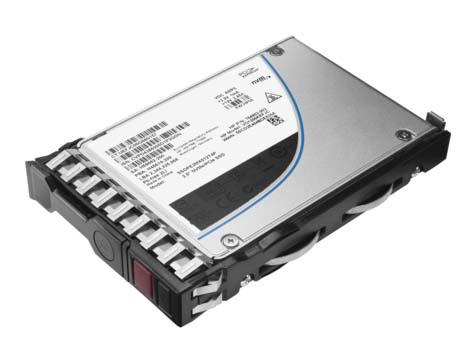 P04174-003 HPE 1.6TB MLC SAS 12Gbps Mixed Use 2.5-inch Internal Solid State Drive (SSD) with Smart Carrier