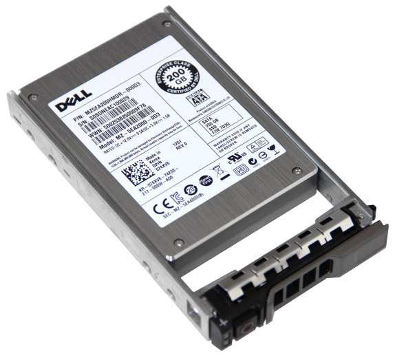 MZ-5EA2000-0D3 Samsung SM825 Data Center Edition 200GB eMLC SATA 3Gbps High Write Endurance (AES-256) 2.5-inch Internal Solid State Drive (SSD)
