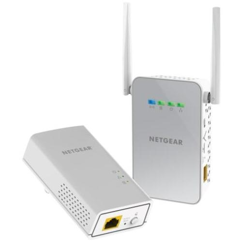 PLW1000-100NAS NetGear Powerline Wifi 1000 (Refurbished)