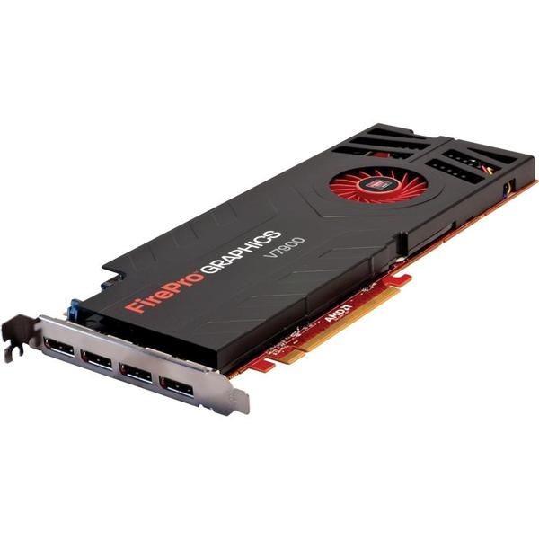 100-505647 ATI FirePro V7900 2GB GDDR5 256-Bit PCI Express 2.1 x16 HDCP Ready/ CrossFire Supported Workstation Video Graphics Card