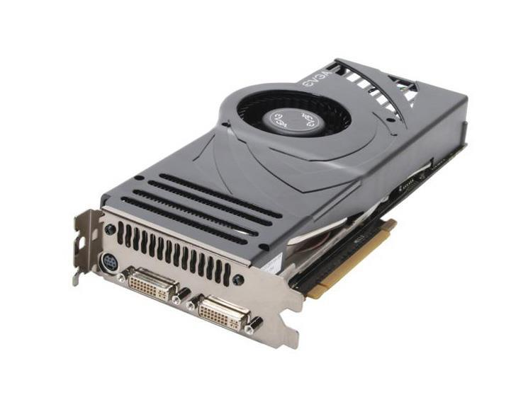 768-P2-N881-TX EVGA e-GeForce 8800 Ultra 768MB GDDR3 PCI Express Video Graphics Card