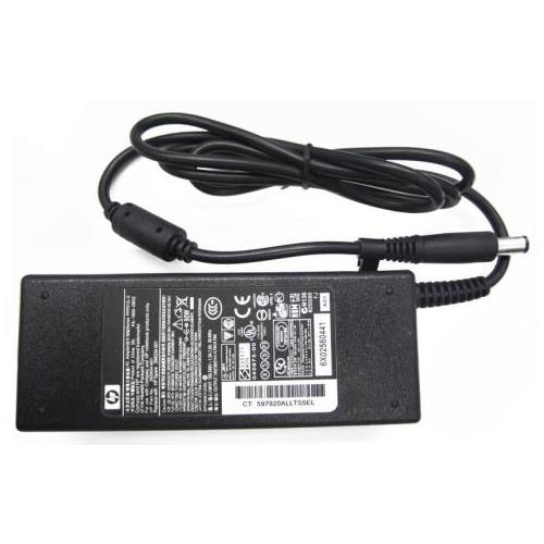 393954-002 HP 90-Watts 19V 4.7A AC Adapter for Pavilion and Presario Notebook PCs