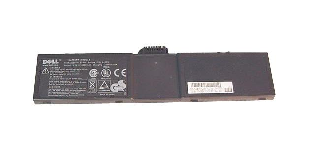 2834T Dell 2800mAh 11.1V Li-Ion Battery for Latitude Ls Series (Refurbished)