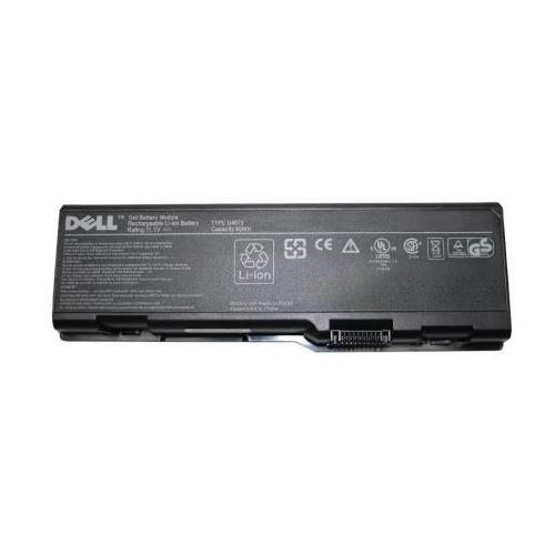 312-0350 Dell 9-Cell 11.1V 6600mAh 80WHr Lithium-Ion Battery for Inspiron 6000, 9200, 9400, E1705, XPS M170, M1710 Gen2 (Refurbished)