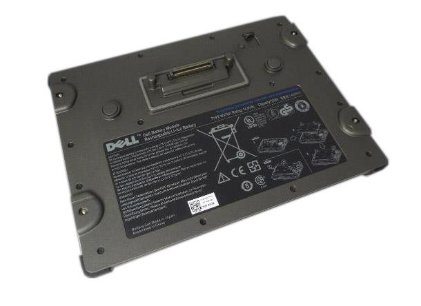 W476P Dell 9-Cell 84WHr 14.8V Battery for E6400 (Refurbished)
