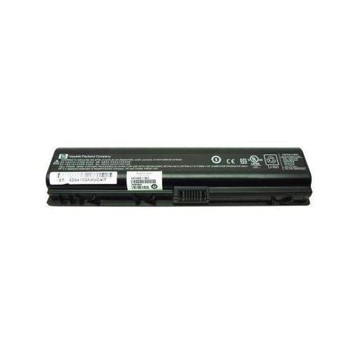 436281-422 HP 6-Cell Lithium-Ion 10.8V 2.2Ah 47Wh Primary Notebook Battery for Pavilion DV2000/6000 and Presario V3000/6000 Notebook Series (Refurbished)