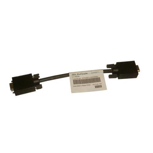 97P4299 IBM Cable 0.14m Serial To Spcn/ups Conversion