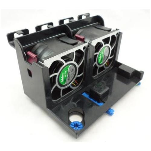 441016-001 HP Fan Cage Assembly 2-Fans for HP ProLiant DL385 G2 DL380 G5 Server