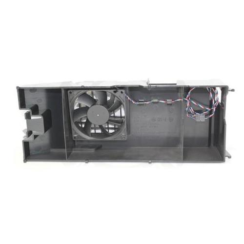HD940 Dell Front Fan and Shroud Assembly for Precision 670, XPS 600, PowerEdge SC1420