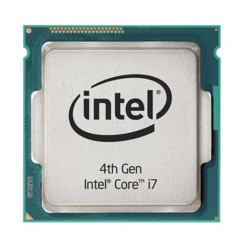BXC80646I74770K Intel Core i7-4770K Quad Core 3.50GHz 5.00GT/s DMI2 8MB L3 Cache Socket LGA1150 Desktop Processor