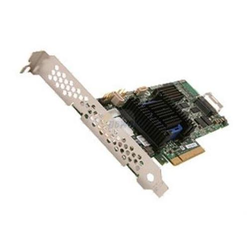 2270000-R Adaptec 4 Channel SATA-600 / SAS 2.0 Low Profile Storage Controller (RAID) without Cable