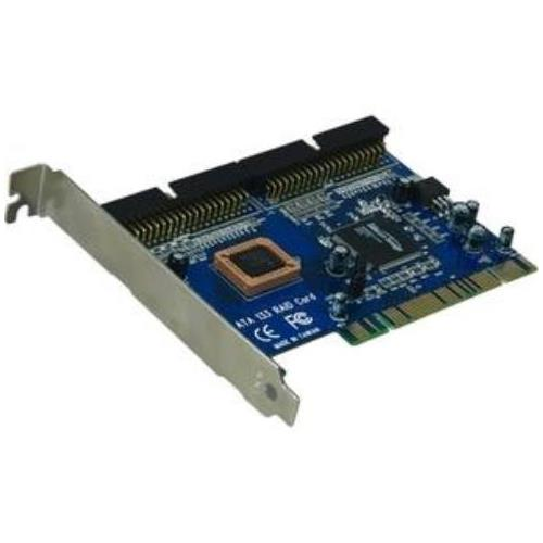 F5U098V Belkin Ultra ATA/133 PCI Card 2 x 40-pin IDC Ultra ATA/133 (ATA-7) Ultra ATA Internal