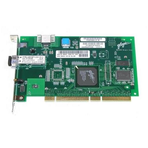 6N813 Dell PCI-X 66MHz 64b 2-Gbps Single-Port Fibre Channel Controller