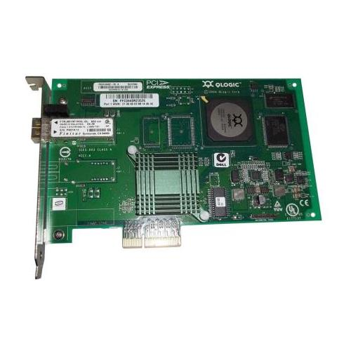 D6085 Dell Single Port Fibre Channel 2Gbps PCI Express HBA Controller Card