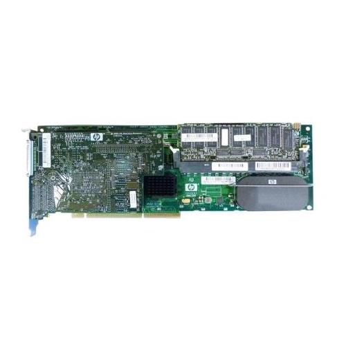 194751-001 HP Smart-2/E Array Fast Wide SCSI Dual Channel RAID Controller Card
