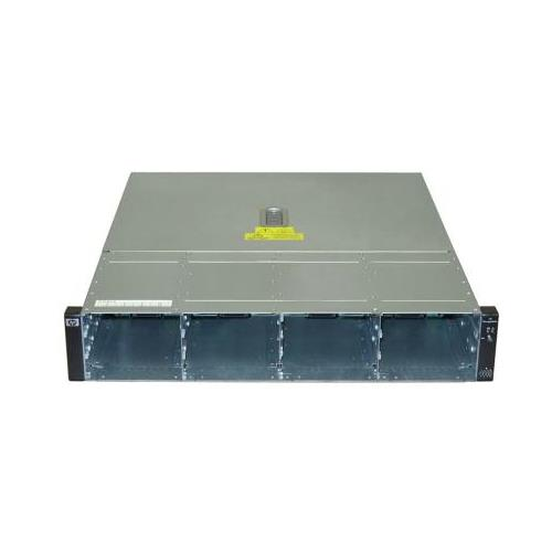 AG638BR HP Storageworks M6412 12-Bay 4Gbps Fibre Channel Dual Bus Drive Enclosure