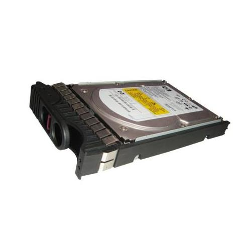 108907-001 HP 18.2GB 10000RPM Ultra2 Wide SCSI 80-Pin LVD Hot Swap 3.5-inch Internal Hard Drive with Tray