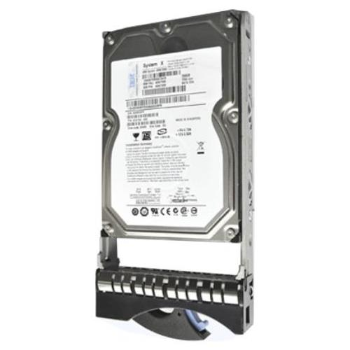 49Y6104 IBM 600GB 15000RPM SAS 6Gbps Hot Swap 3.5-inch Internal Hard Drive with Tray