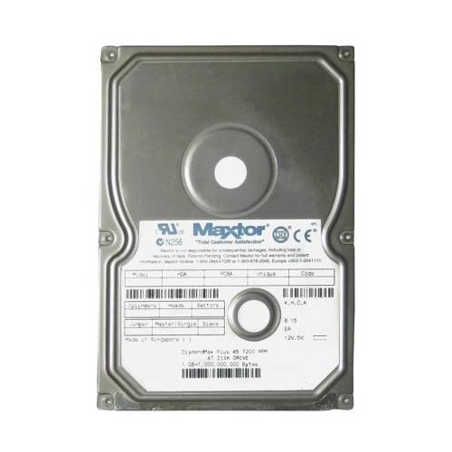 53073H4-040525 Maxtor DiamondMax Plus 45 30.7GB 7200RPM ATA-100 2MB Cache 3.5-inch Internal Hard Drive