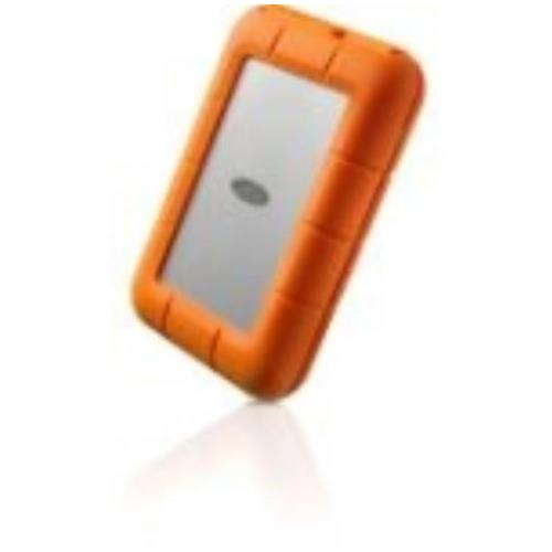 "STFR2000800 LaCie Rugged STFR2000800 2TB 2.5"" External Hard Drive Desktop USB Type C"