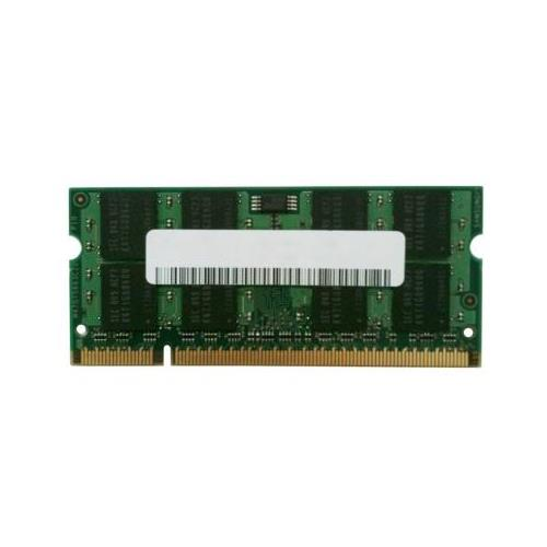 04-001914610 ASUS 256MB PC2-3200 DDR2-400MHz CL3 200-Pin SoDimm Memory Module