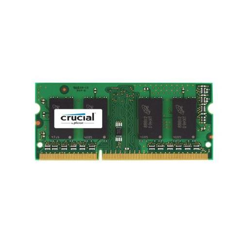 CT4337207 Crucial 2GB PC3-12800 DDR3-1600MHz non-ECC Unbuffered CL11 204-Pin SoDimm 1.35V Low Voltage Single Rank Memory Module for Toshiba Satellite Pro L850-1L3