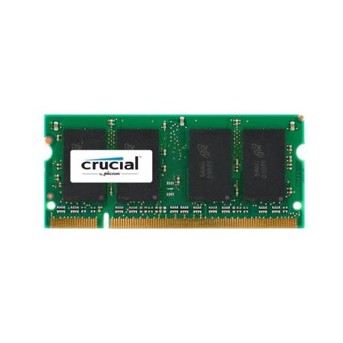 CT856591 Crucial 1GB PC2-5300 DDR2-667MHz non-ECC Unbuffered CL5 200-Pin SoDimm Memory Module for HP Pavilion dv5-1004nr Notebook
