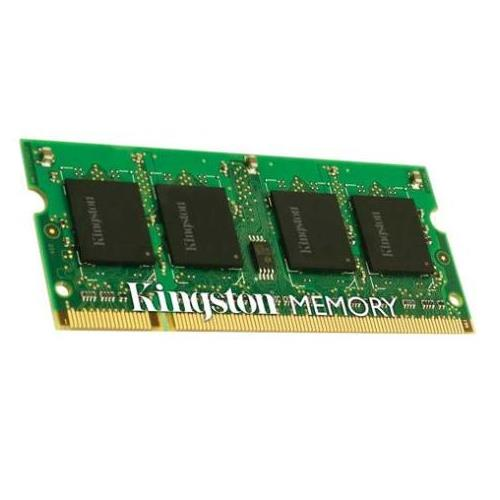 FK829 Kingston 256MB PC2-3200 DDR2-400MHz non-ECC Unbuffered CL3 200-Pin SoDimm Memory Module for Dell