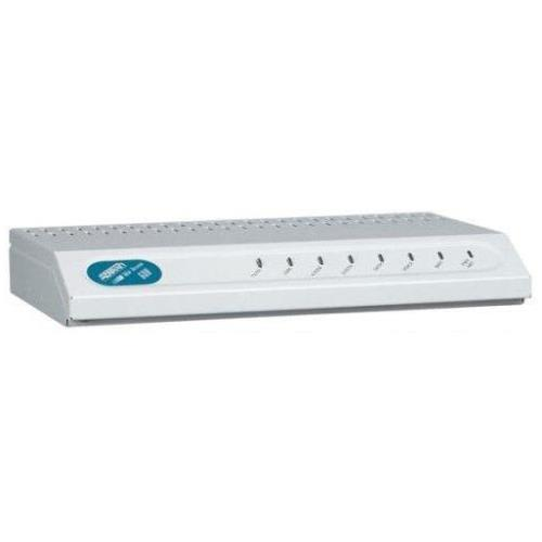 4203624L1#TDM Adtran Total Access 624 T1 TDM Gateway 24 x FXS, 1 x Serial, 1 x T1 WAN, 1 x 10/100Base-TX LAN (Refurbished)
