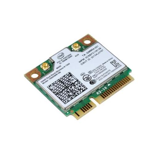 7260.HMWNBWB Intel 7260HMW NB IEEE 802.11n PCI Express Wi-Fi Adapter 300 Mbps Internal