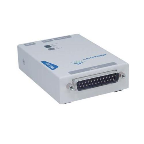 MSS-100 Lantronix Ethernet Module 10/100 RJ45 Device Server DB25 Serial Port