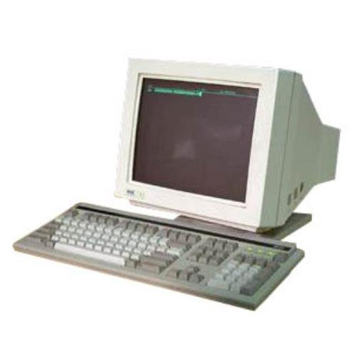 900983-04 Wyse WY-150 ASCII/ANSI/PC White-Colored Display Terminal (Refurbished)