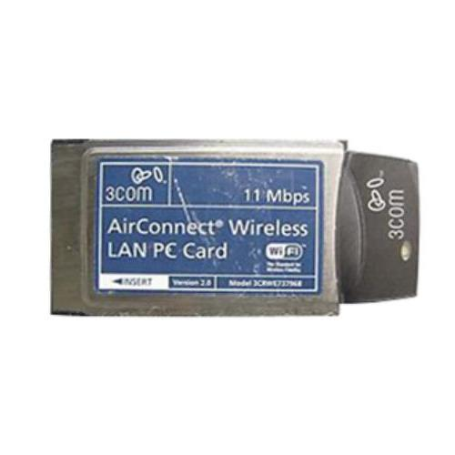 3CRWE73796B 3Com AirConnect 11Mbps PCMCIA Wireless Network Card