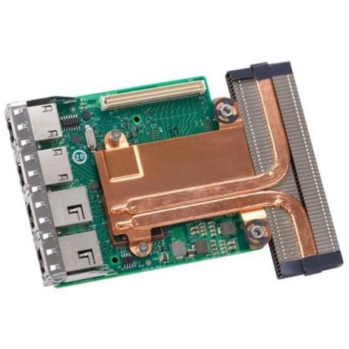 05JRW8 Dell Intel X540 Dual-Ports 10Gbps RJ-45 10GBase-T PCI Express Low Profile Network Daughter Card