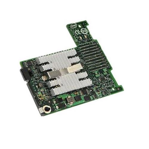 0H3F3G Dell Intel X520 Dual-Ports 10Gbps KX4 Mezzanine Network Card for M-Series Blades