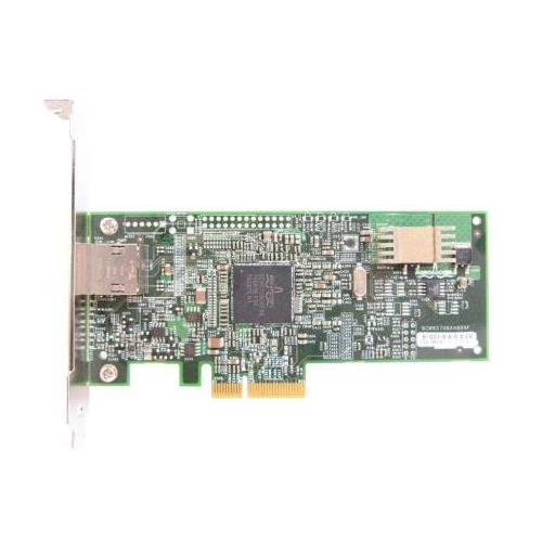 430-2077 Dell Broadcom 5708 PCI-Express x4 Low Profile Network Interface Card for Dell PowerEdge