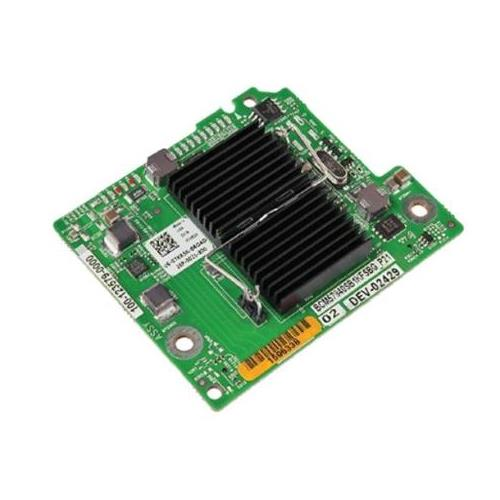 6NK4W Dell Broadcom 57840S Quad-Ports 10Gbps KR Blade Network Daughter Card