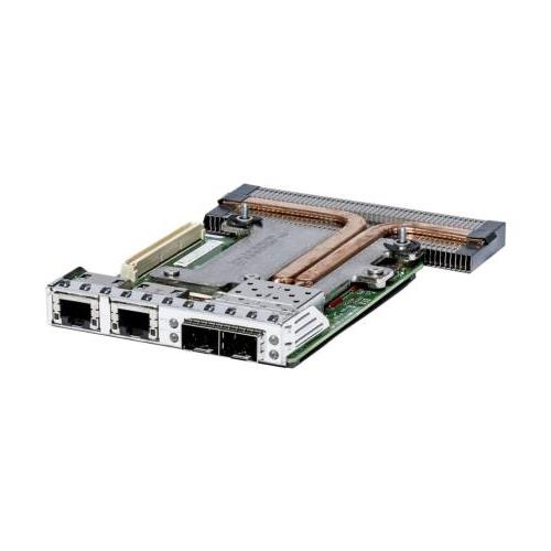 G10567 Dell Intel I350 Quad-Ports RJ-45 1Gbps PCI Express x8 Network Daughter Card