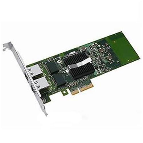 N6NTY Dell Intel I350 Dual-Ports 1Gbps PCI Express x4 Full-Height Server Network Adapter for PowerEdge R620, R720, R720XD, R820, T620