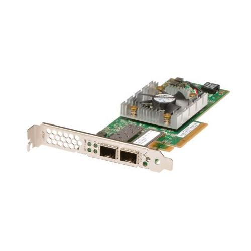 QLE8262-DELL Dell 10GB FCoE 2-Port PCI Express 2.0 x8 Network Adapter