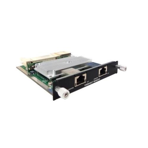 T346D Dell PowerConnect M8024 10G Base-TModule (two integrated ports no SFPs needed) Network Adapter (Refurbished)