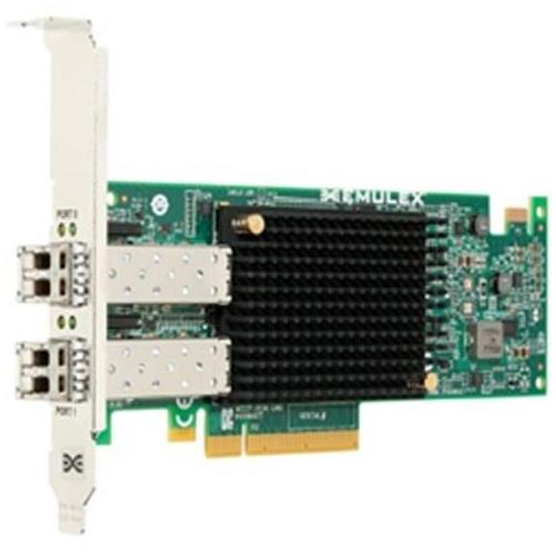 T62HD Dell Emulex Dual-Port 10Gbps PCIE Networking Card