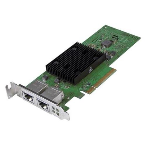 W9F74 Dell Broadcom 57406 10Gbps Base-T Dual-Ports PCI Express Low Profile Network Adapter