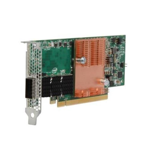 829335-B21 HPE 100Gbps 1-Port OP101 QSFP28 x16 PCIe Gen3 with Intel Omni-Path Architecture Network Adapter